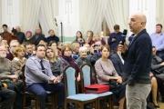 Презентация книги Захара Прилепина «Есенин» в Вологде