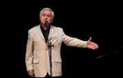 Сергей Никоненко представил в Болгарии моноспектакль «Знакомый ваш Сергей Есенин»
