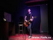 В Рязани самарский рок-музыкант спел песни на стихи Есенина