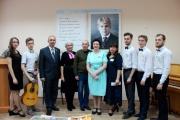 В Донецке открылся Есенинский центр